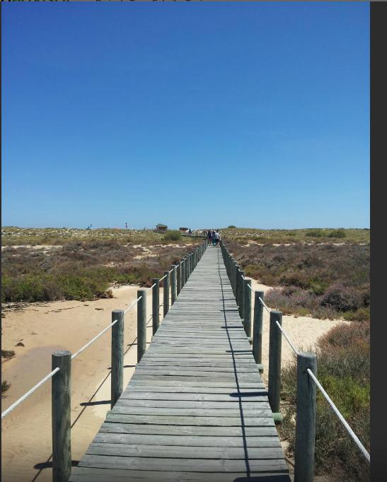 Acces a la plage 1