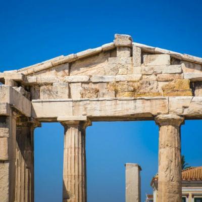 Agora romaine porte dathena archegetis athenes 840x560