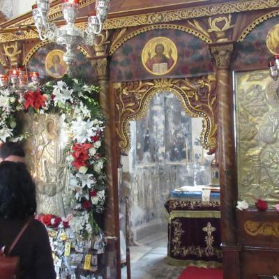Autel du monastere