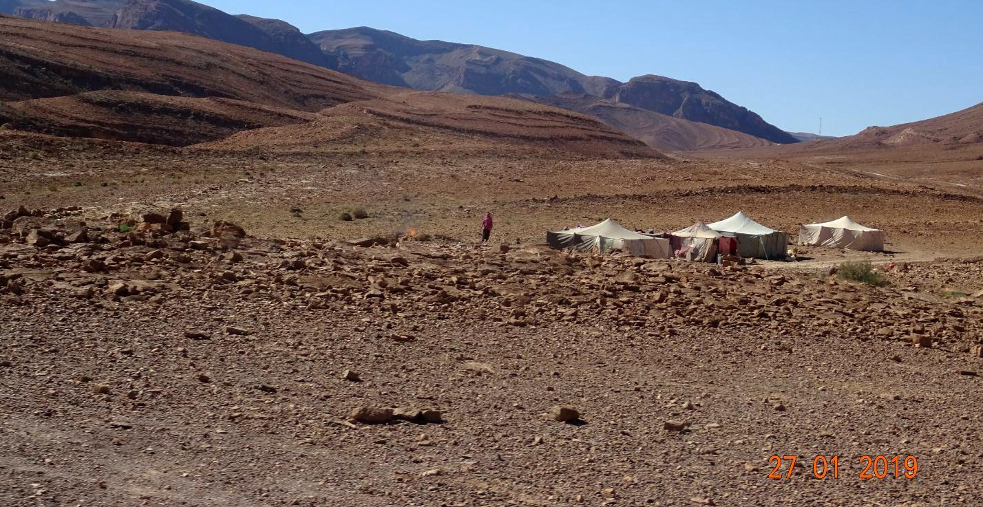 Camp berberes