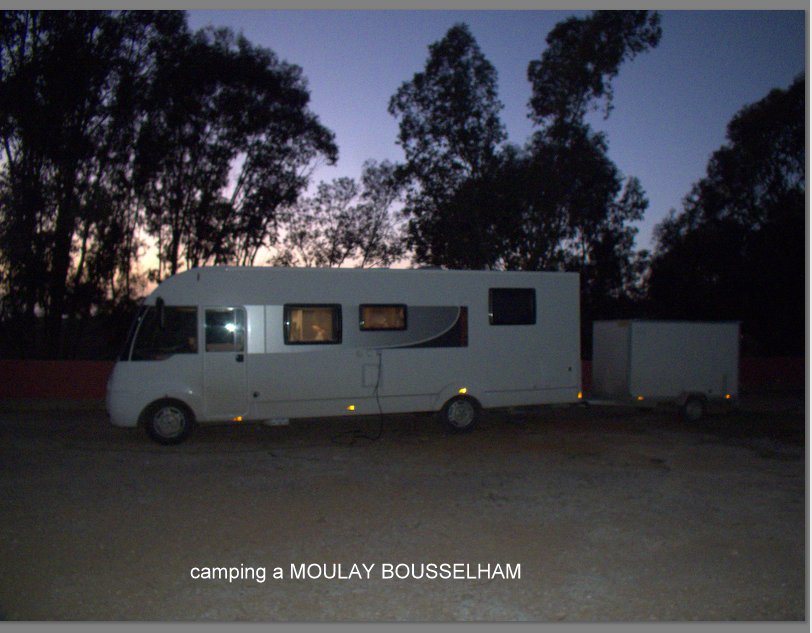 Camping moulay