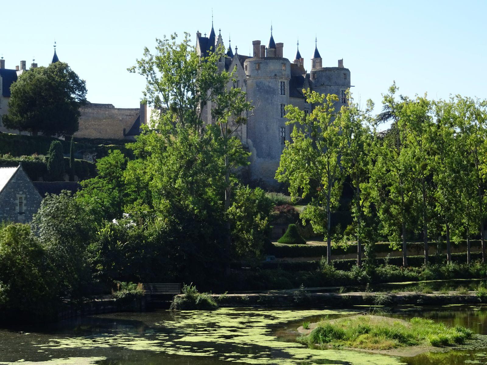 Chateau de montreuil bellay 2