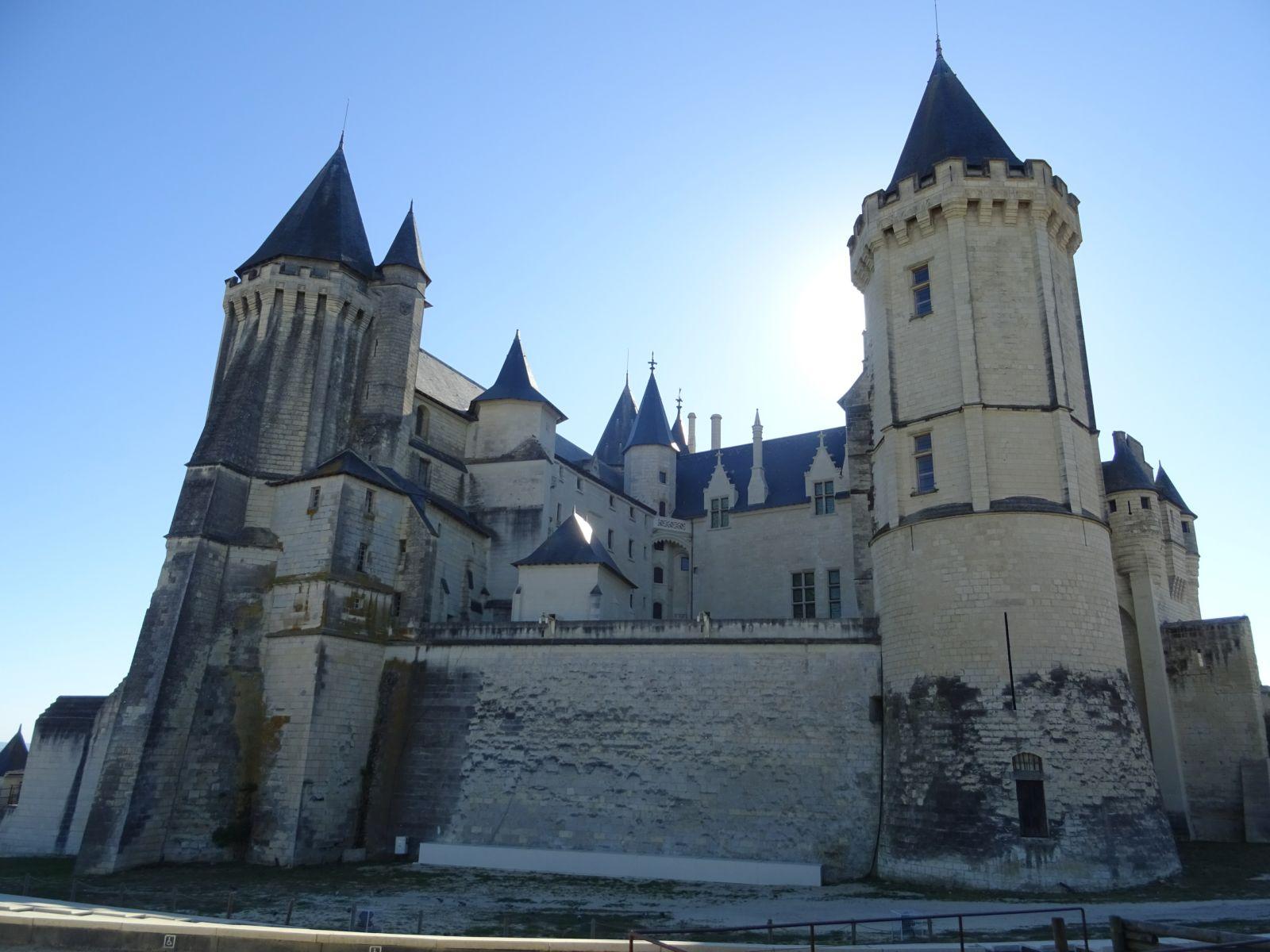 Chateau de saumur 2
