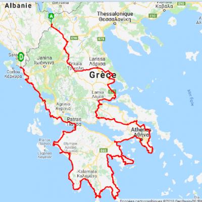Circuit grece 3