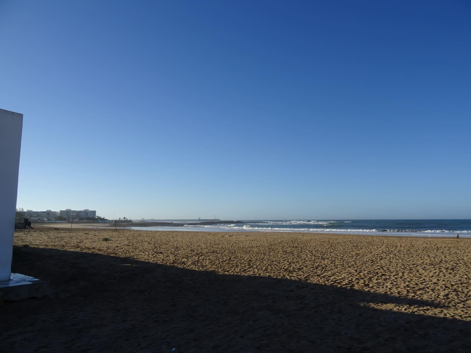 plage de Mohammedia