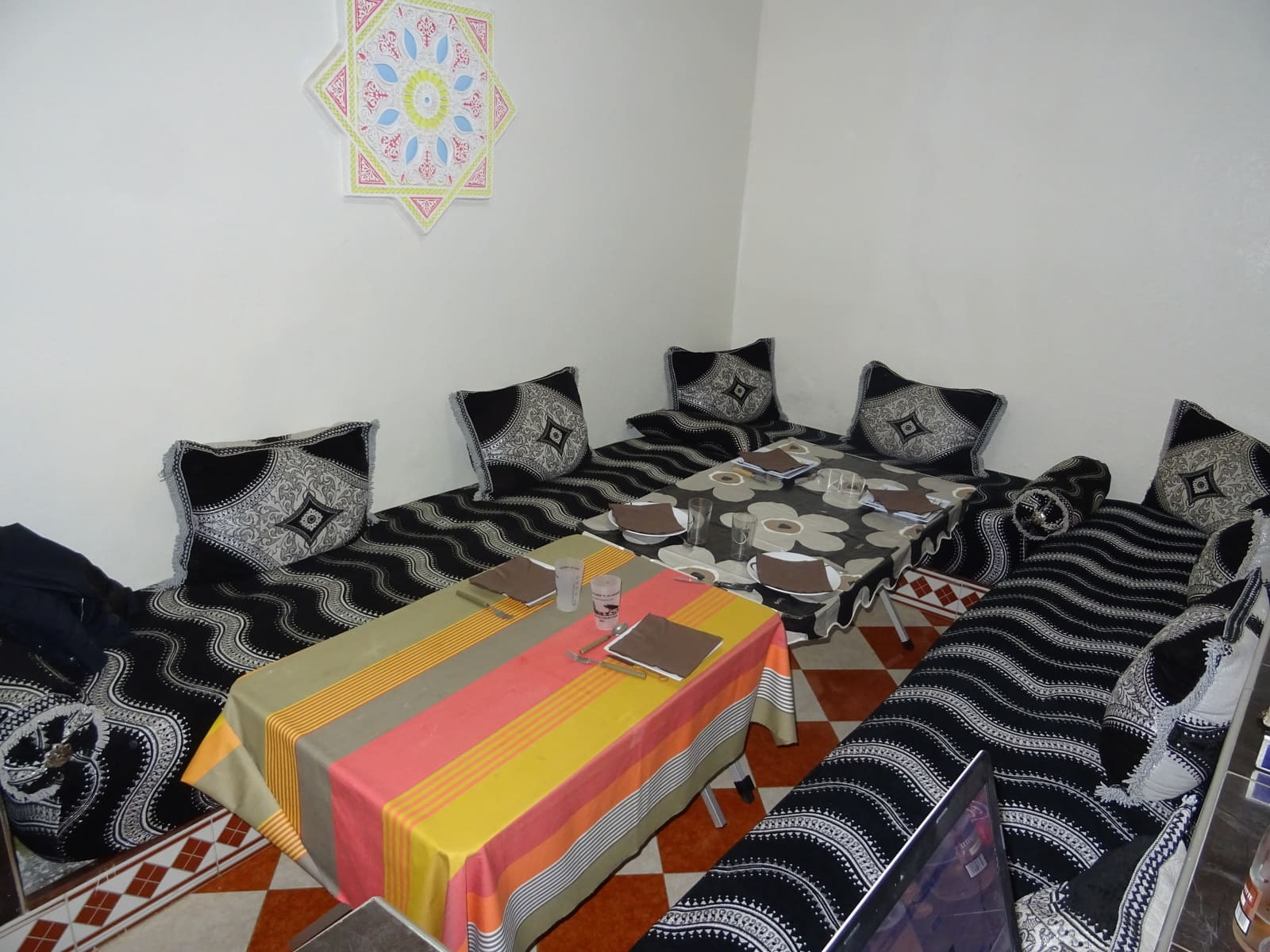 Notre petite salle