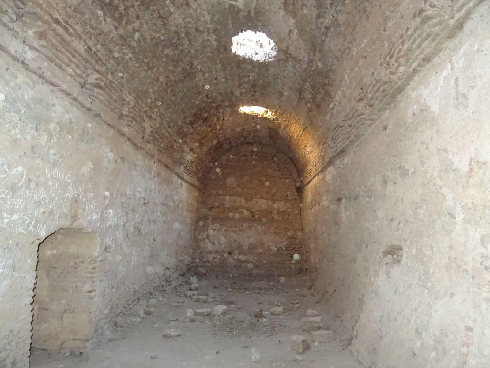 Cellule de la prison de la casbah