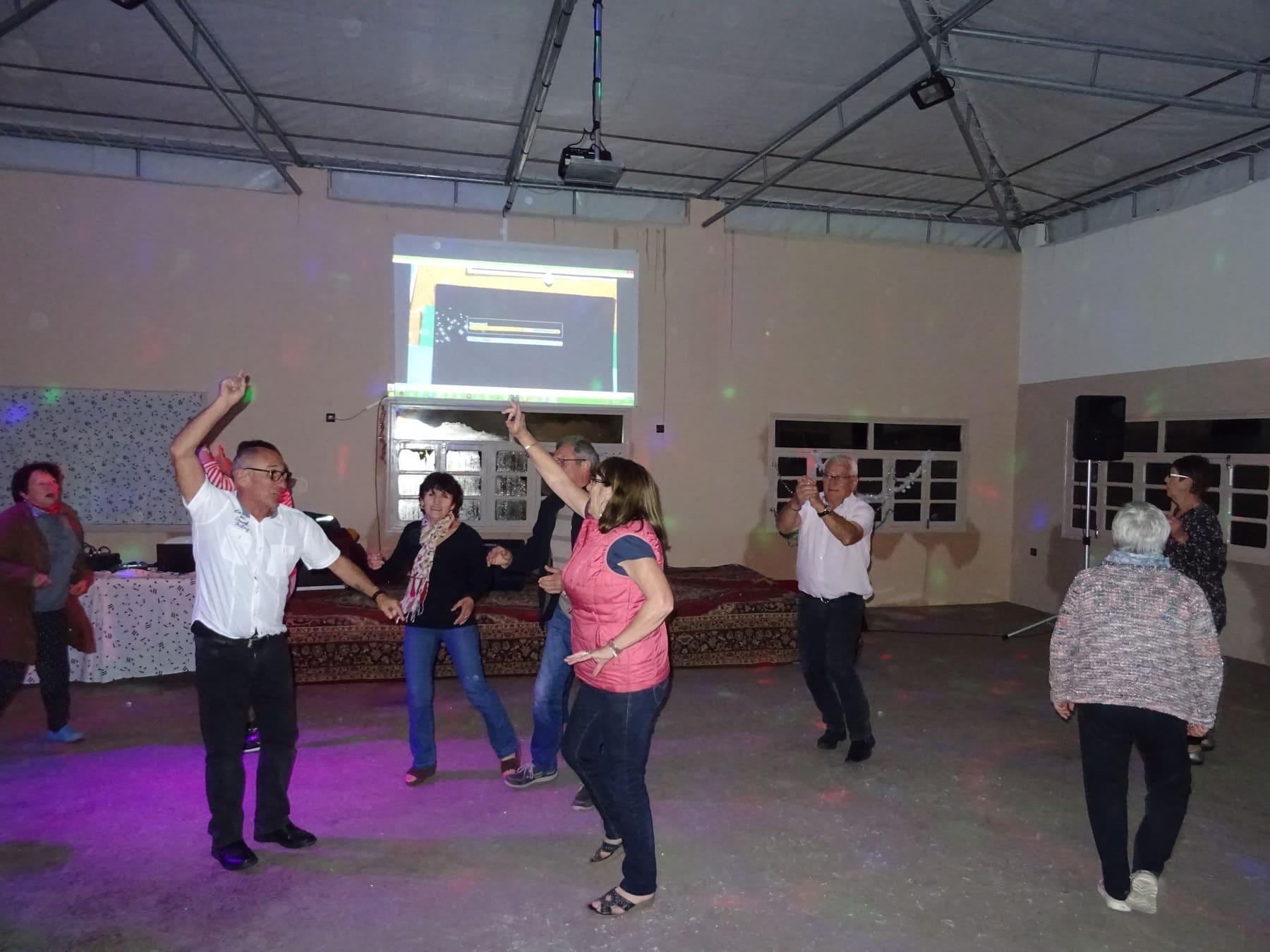 Tout le monde danse !!