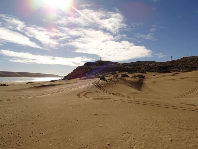Les dunes !