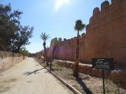 Remparts de Taroudant .