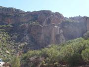 Les cascades Imouzzer a sec !