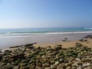 la plage de Taghazout !