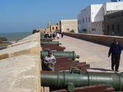 Les remparts d'Essaouira !