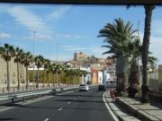 Arrivée sur Alméria