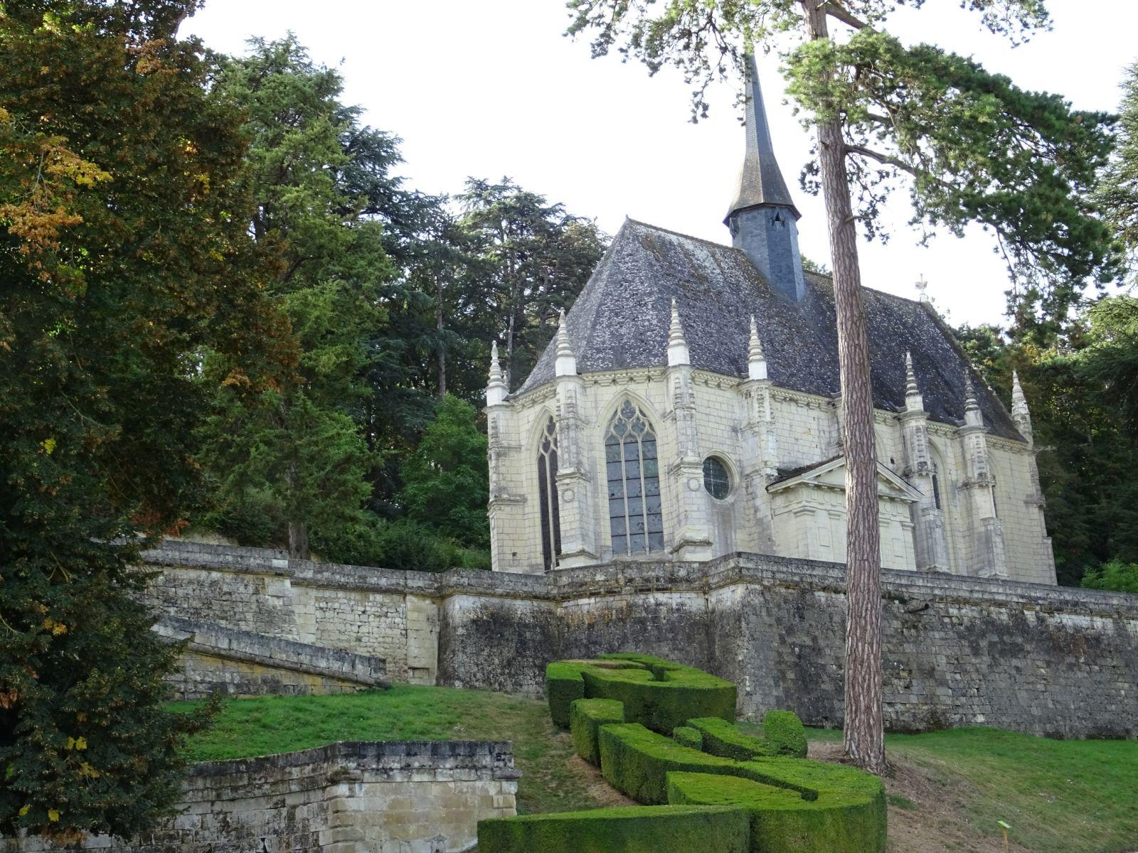Le chateau d'Ussé