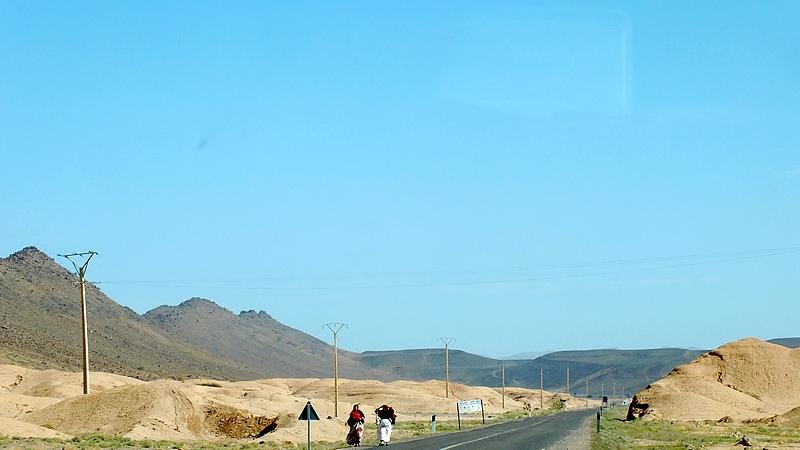 Le désert n 'est pas loin