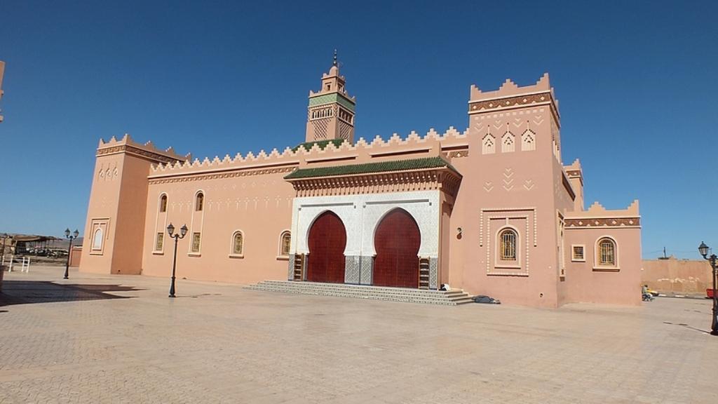 Mosquée de Zagora