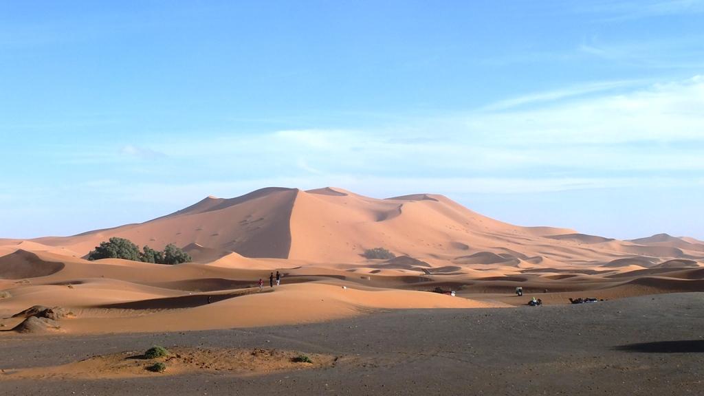 Une des plus grandes dunes