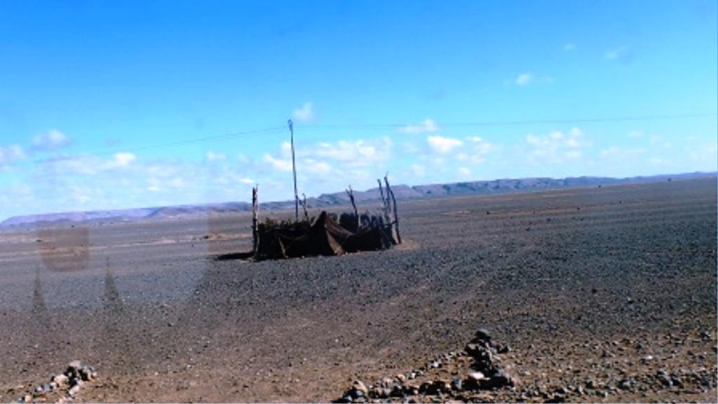 campement berbere