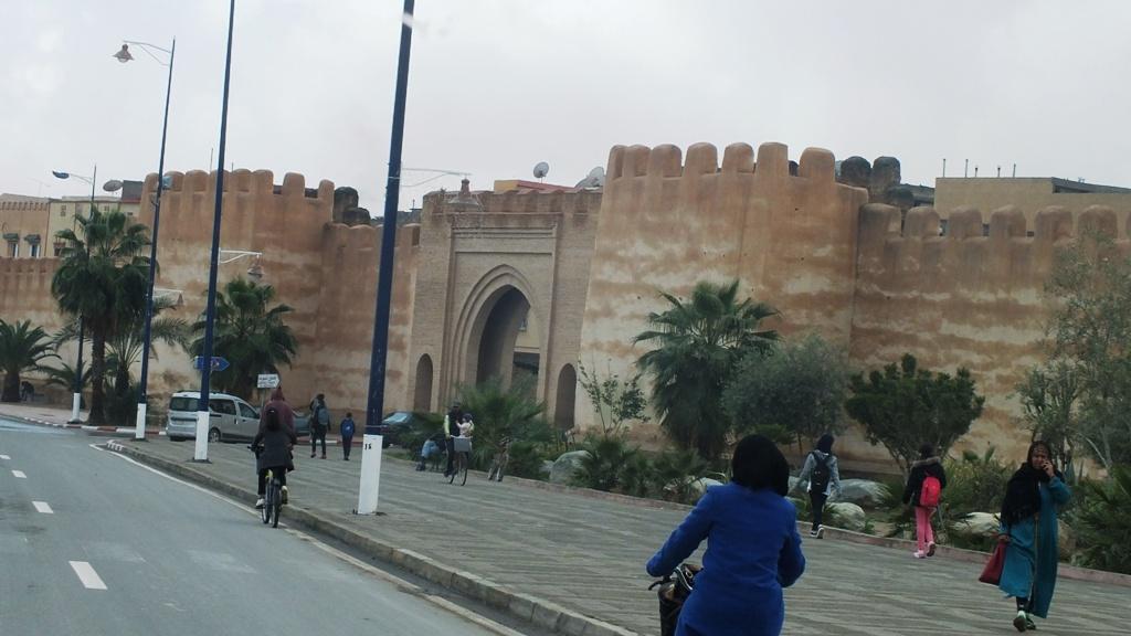 Taroudant : entrée vieille ville