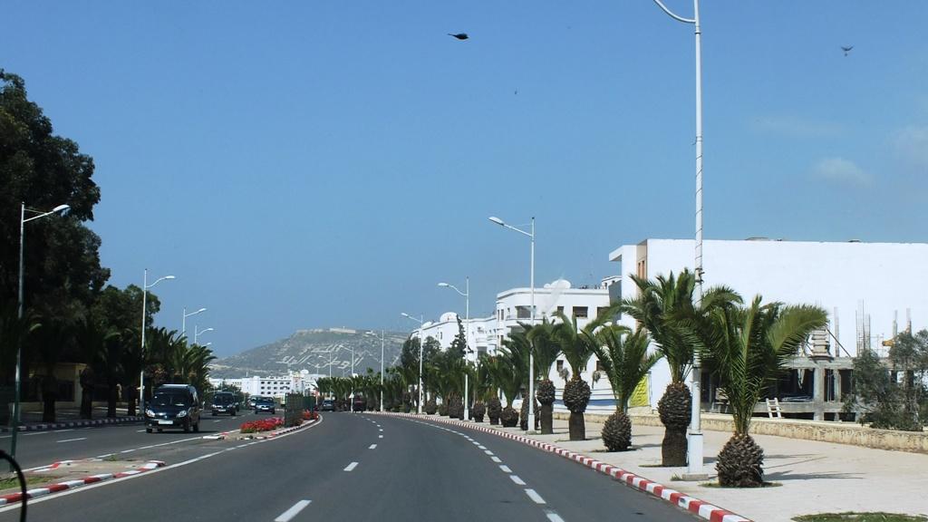 Entrée Agadir