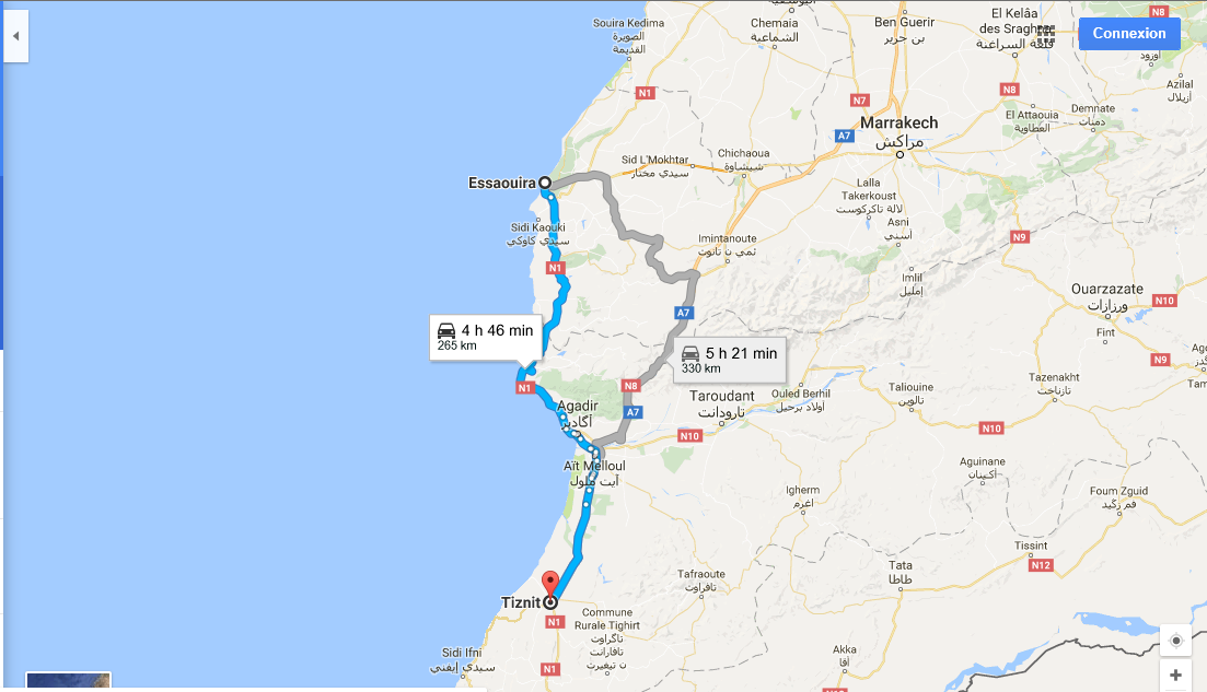 Essaouir tiznit