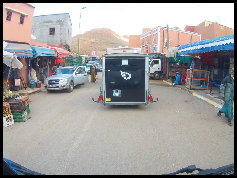 Taversée de village