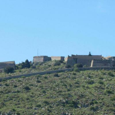 Fortresse de nauplie 2