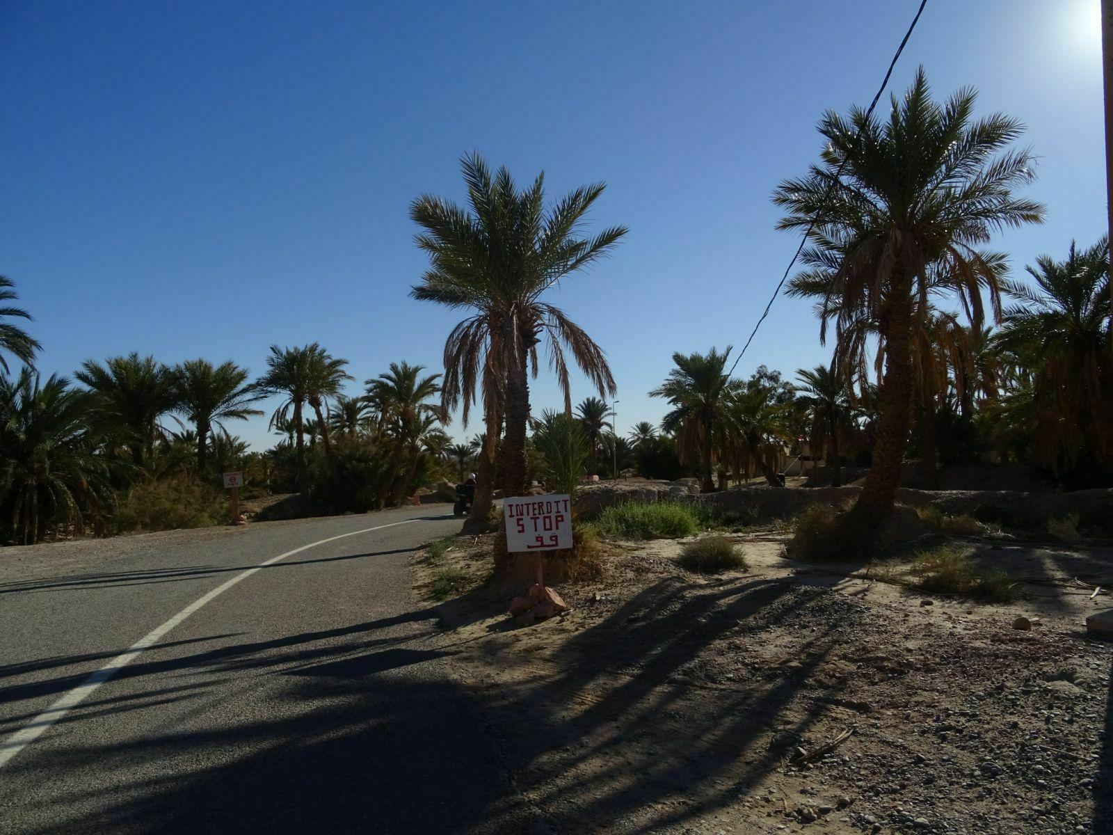 Frontiere algerienne fermee