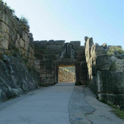 La porte des lionnes 3
