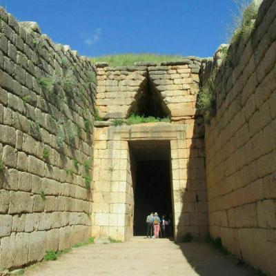 La tombe d agamemnon 5