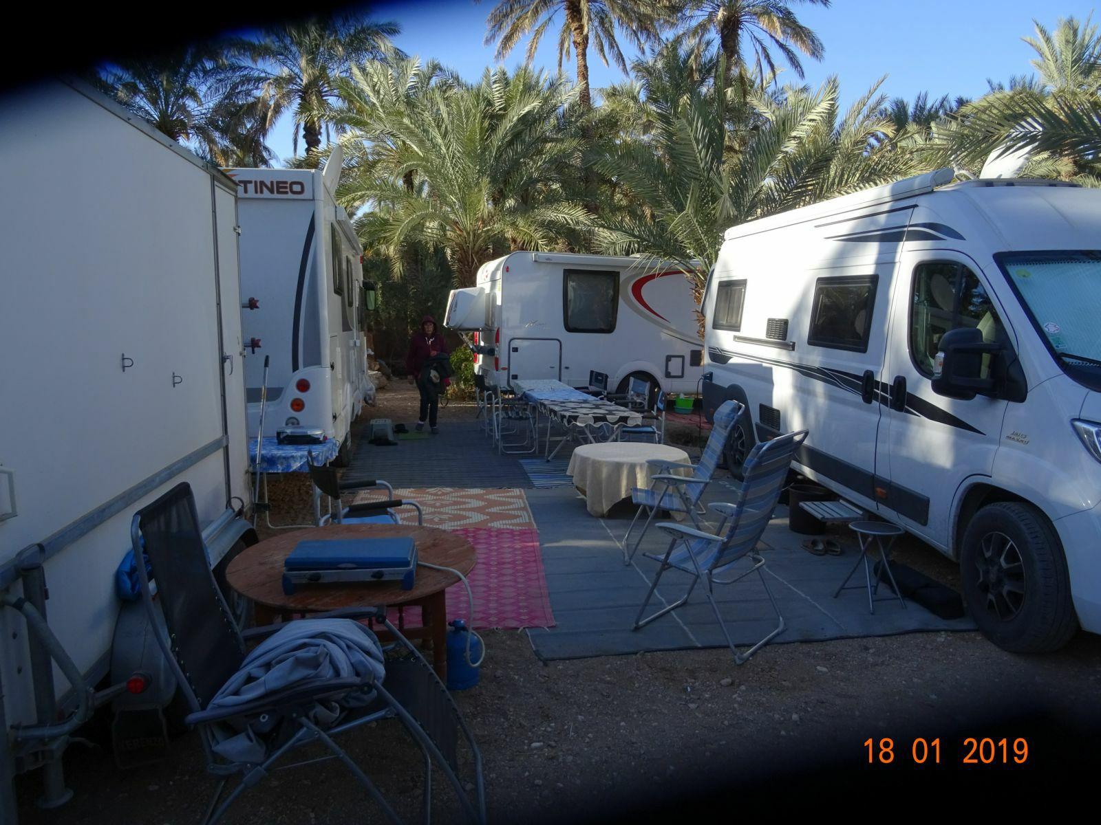 Le campement 3