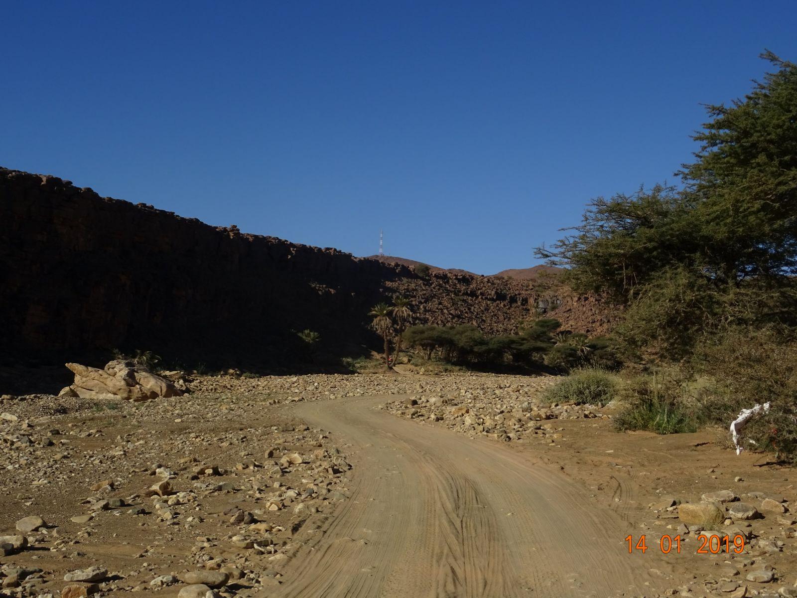 Le canyon 4