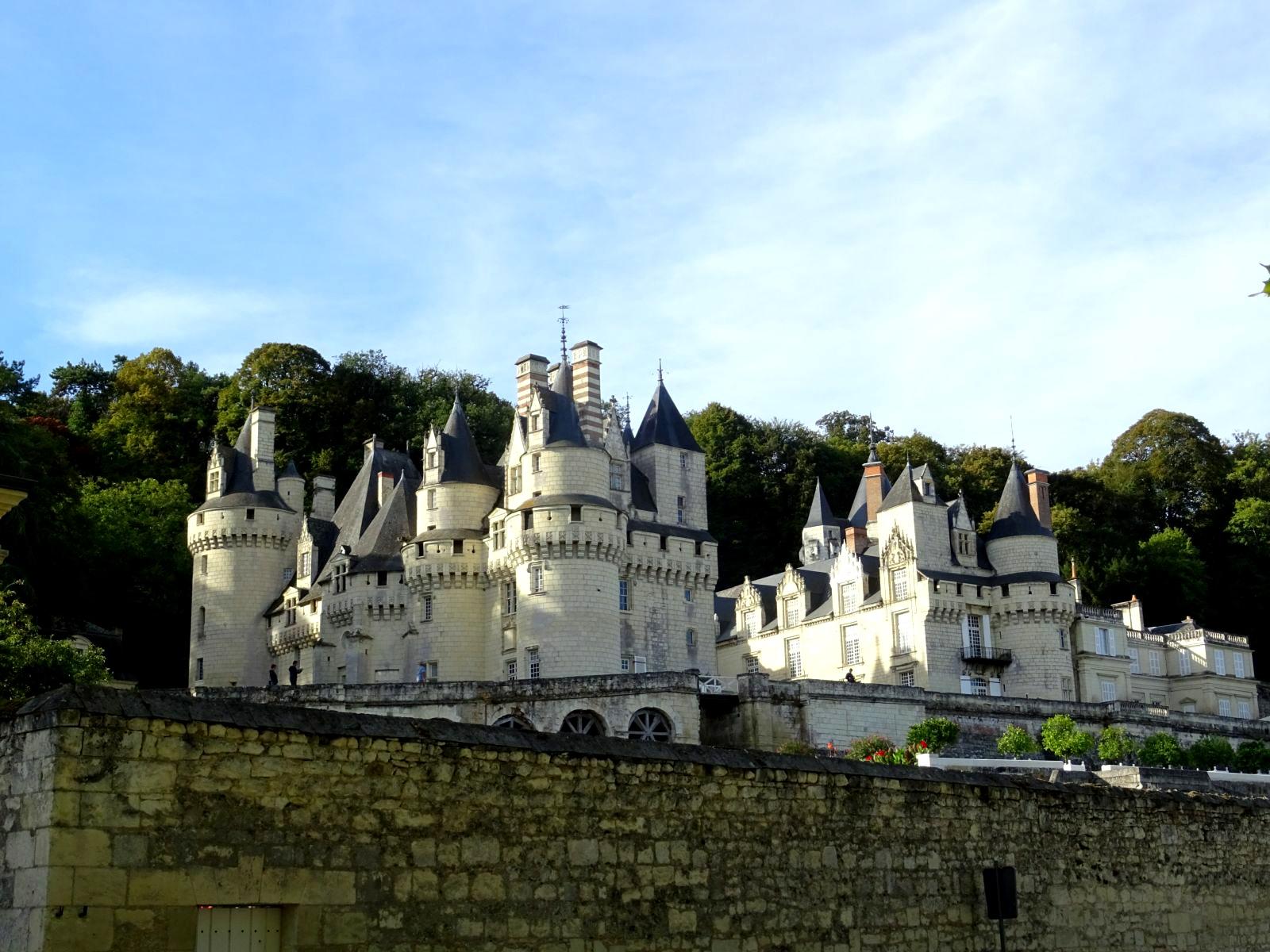 Le chateau d' Usse
