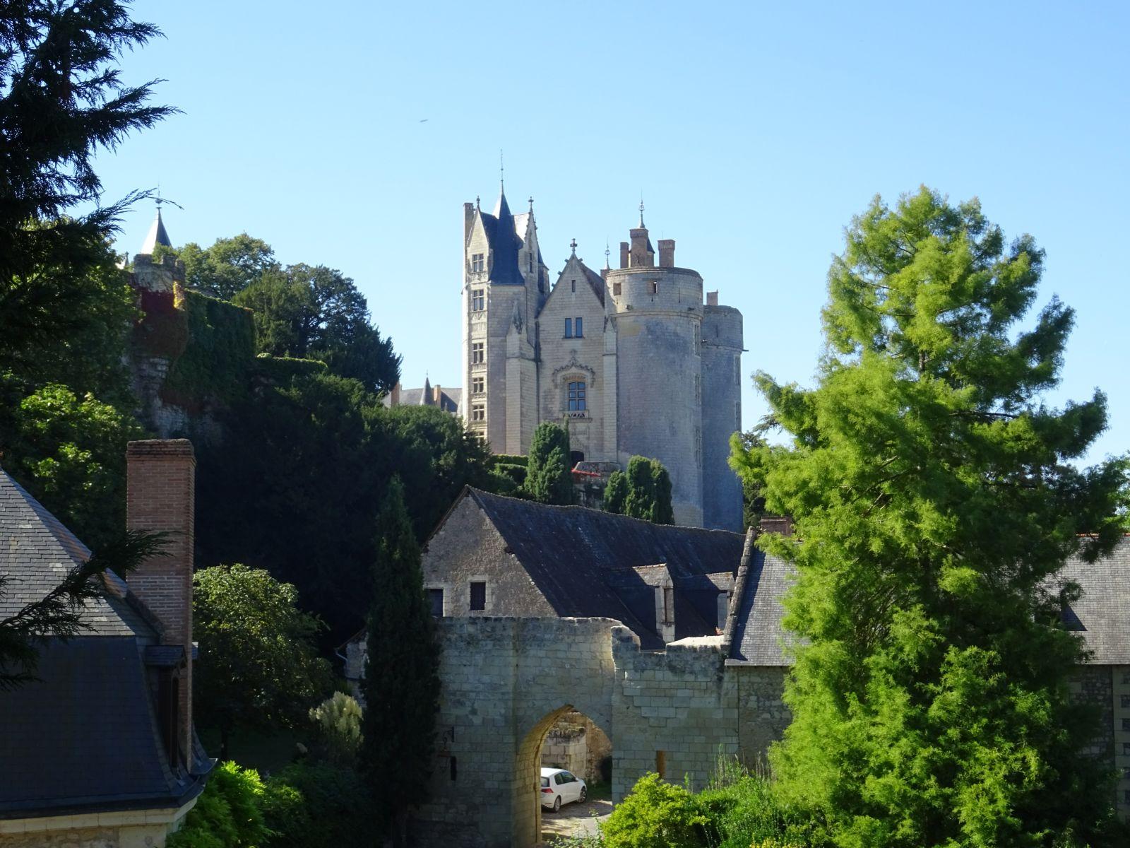 Le chateau de montreuil bellay 2018 09 17