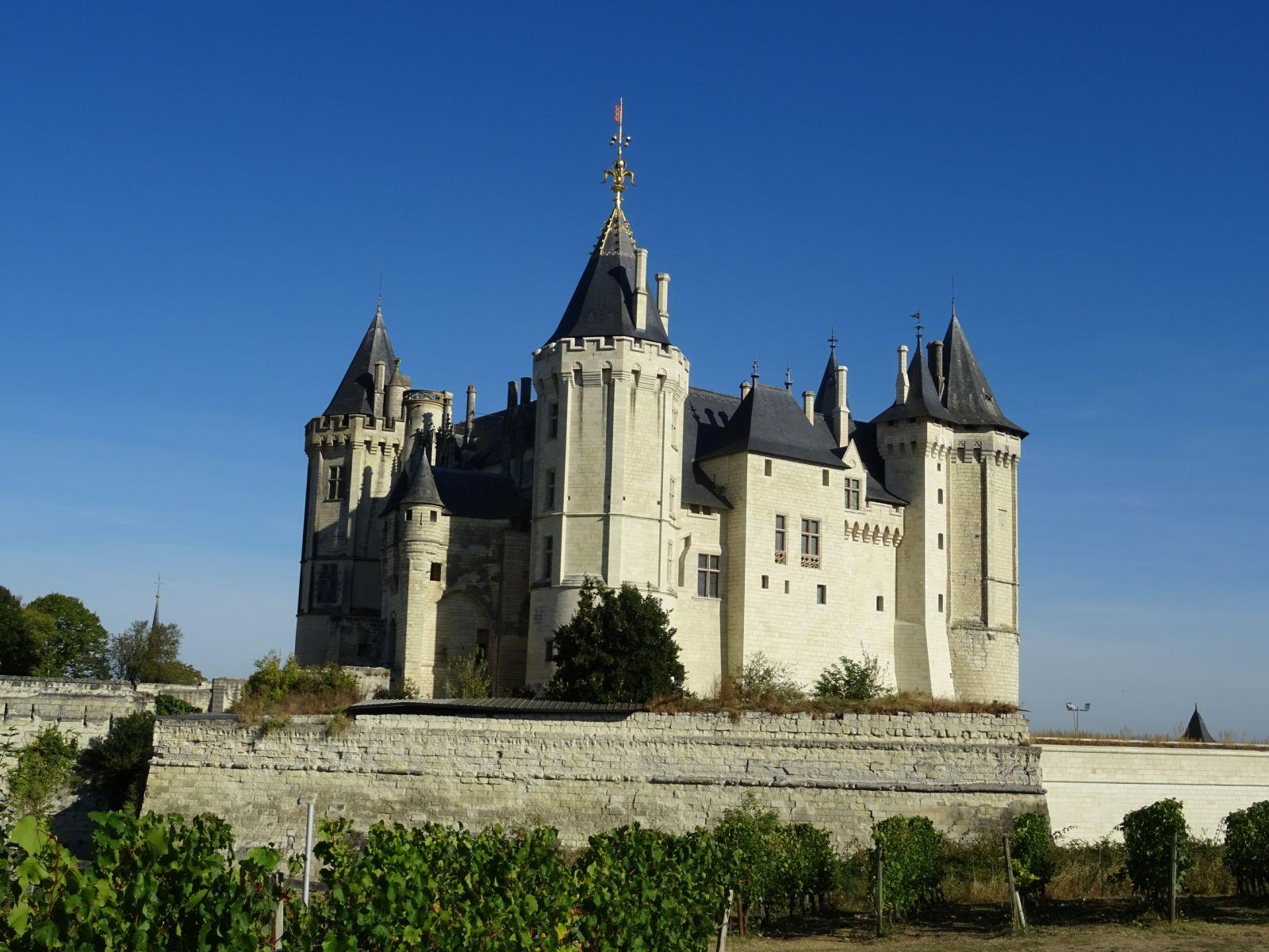 Le chateau de saumur