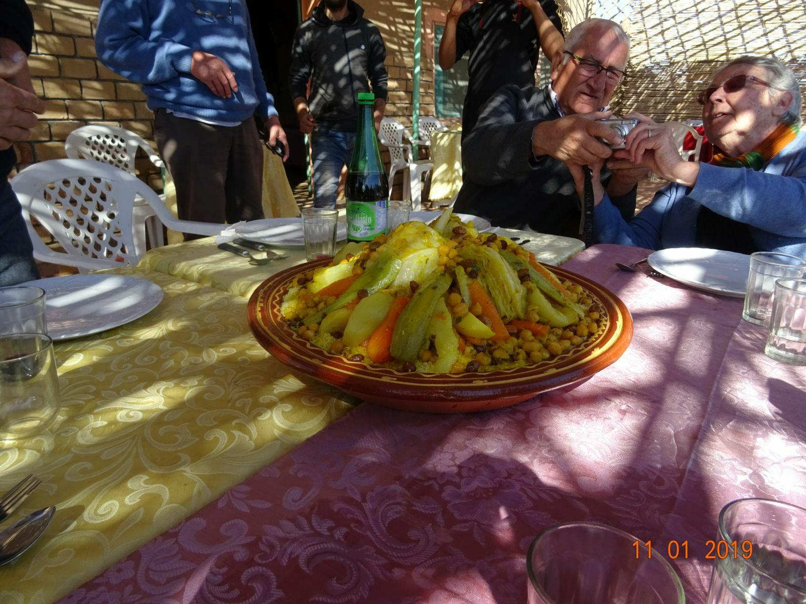 Le couscous d aujourdui