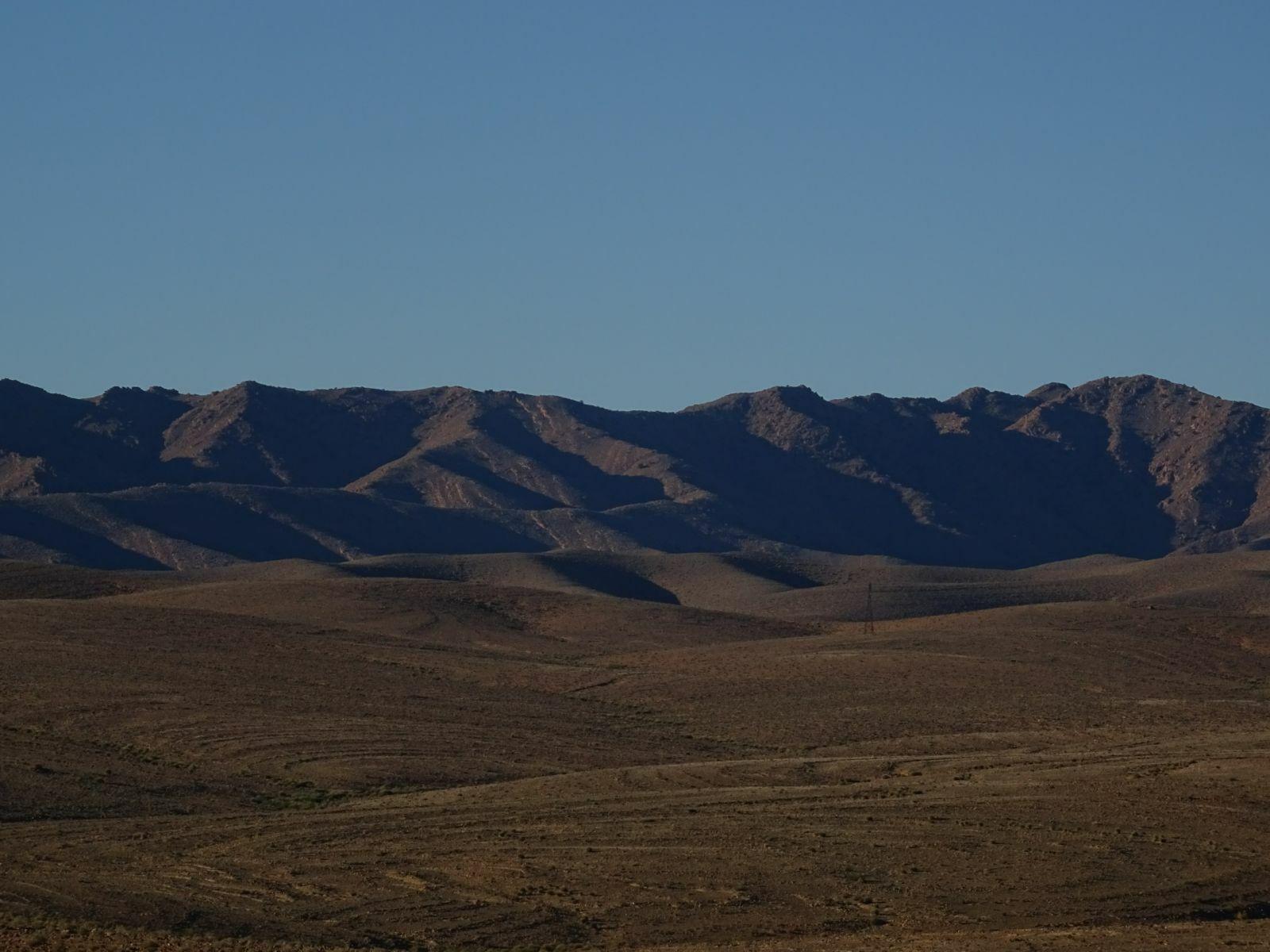 Le desert 1