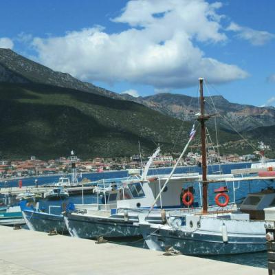 Le port 1