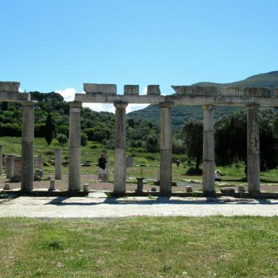 Le sanctuaire d artemis