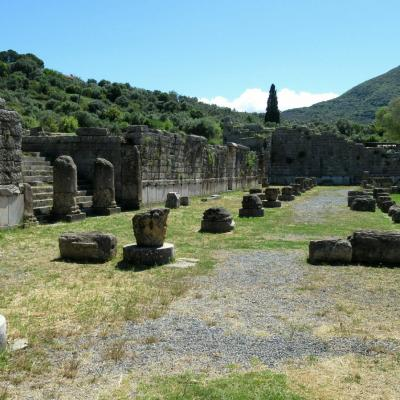 Le sanctuaire d asklieion 3