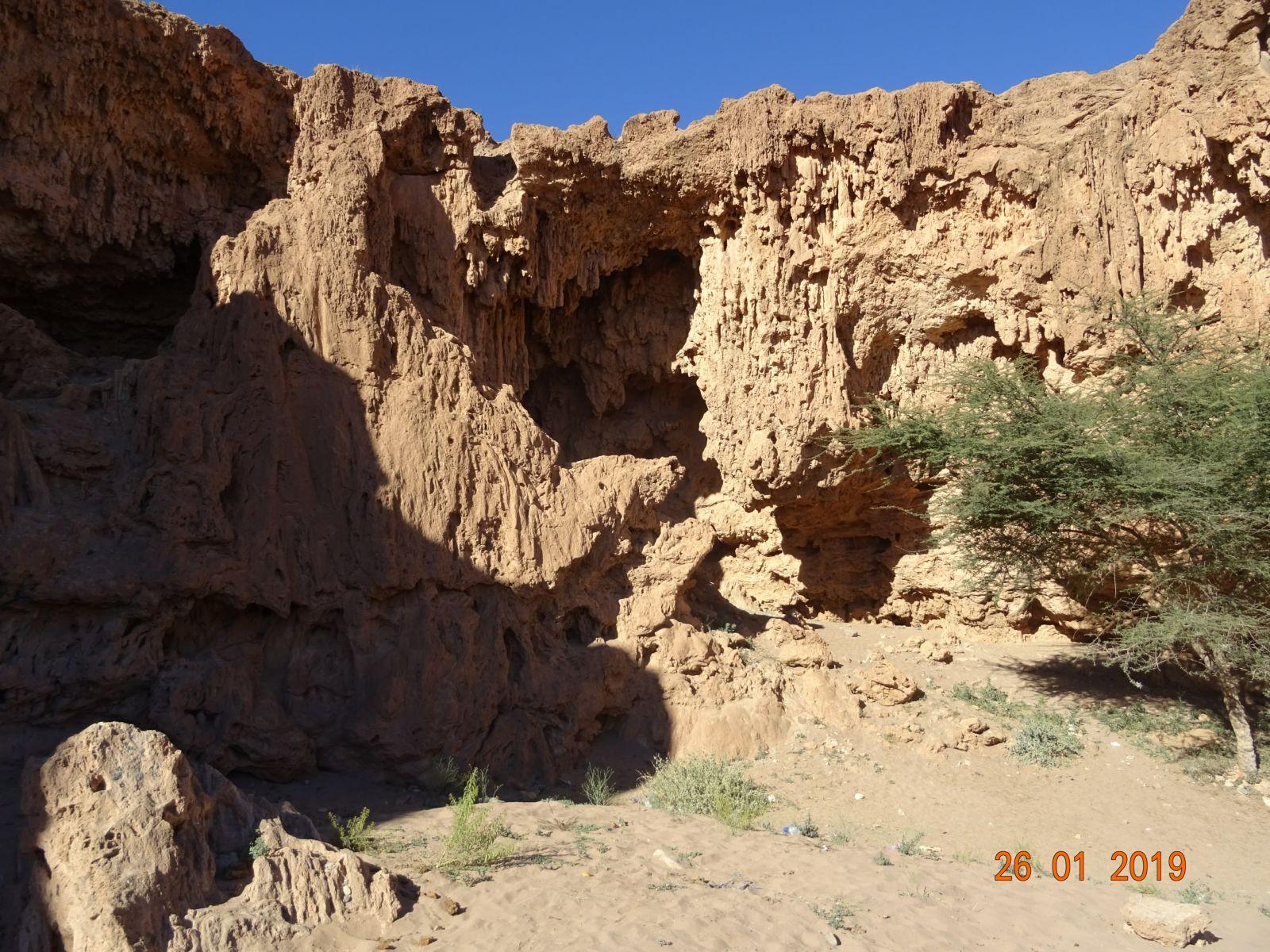 Les grottes 4