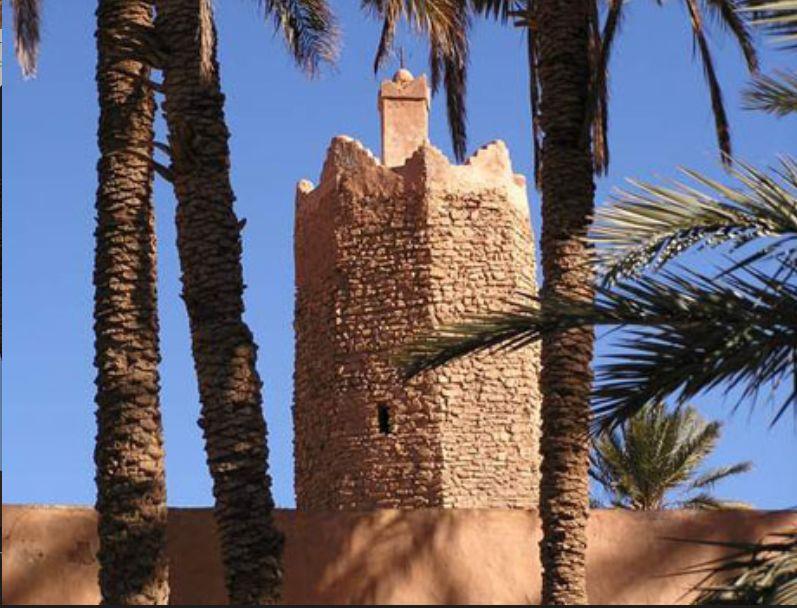 Minaret de figuid