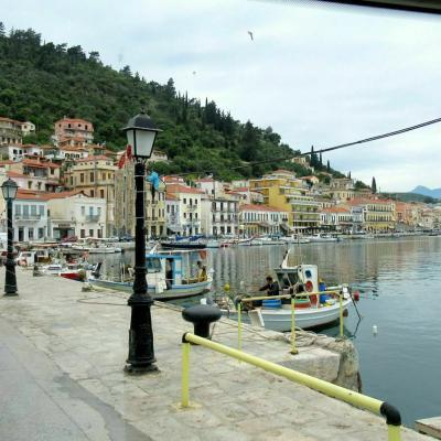 Port de gythio