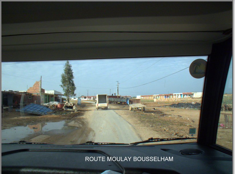 Route moulay