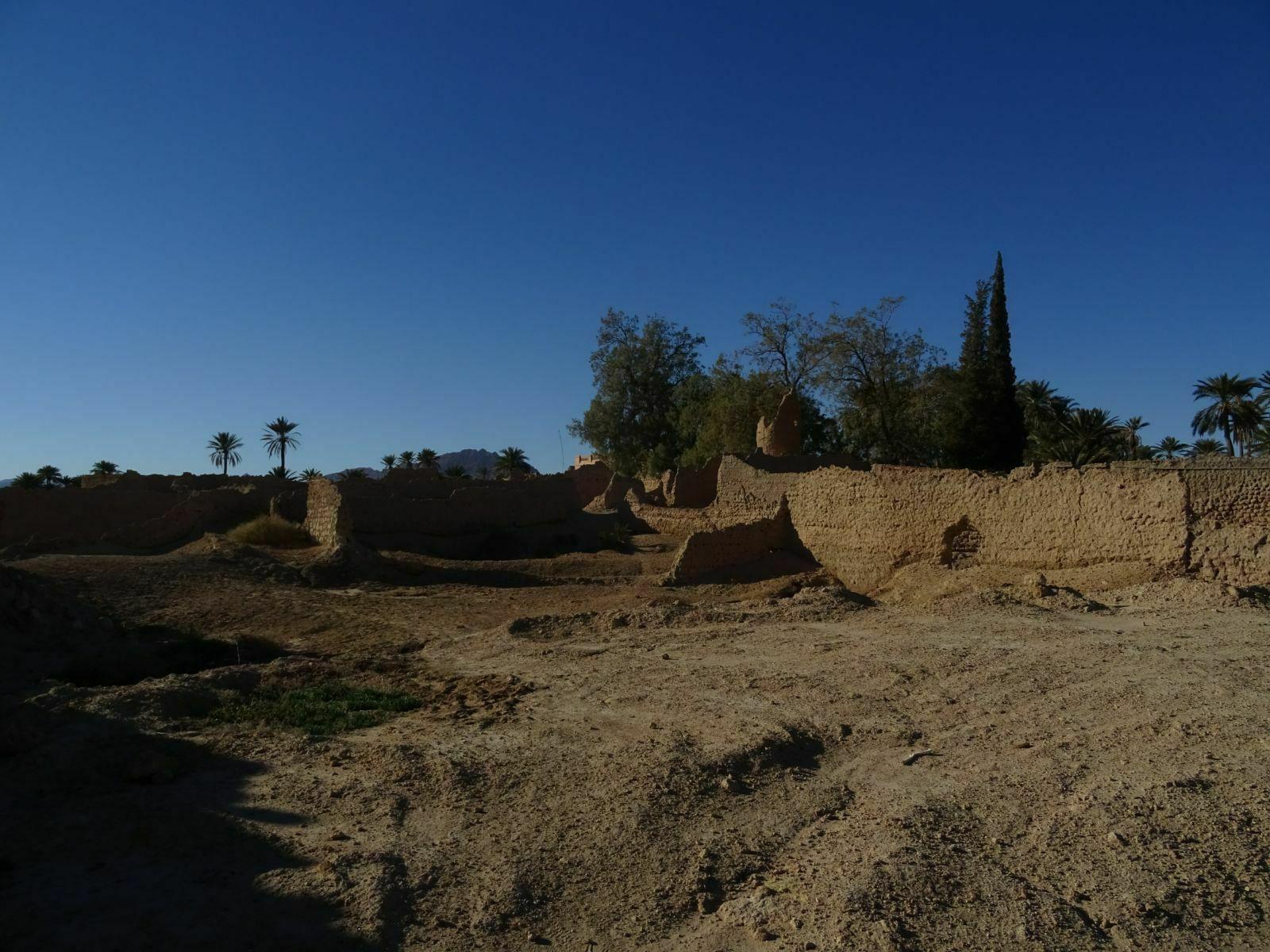 Ruine d un ksar 2