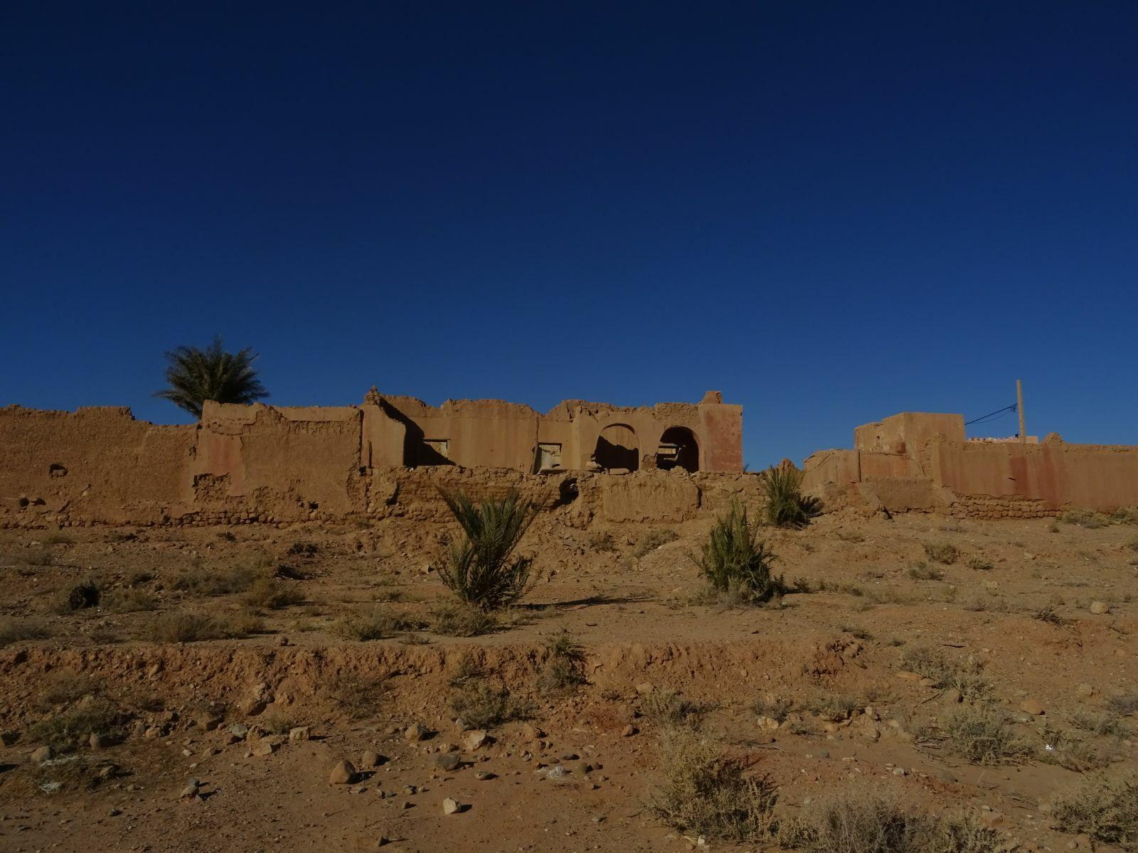 Ruines vieux ksar