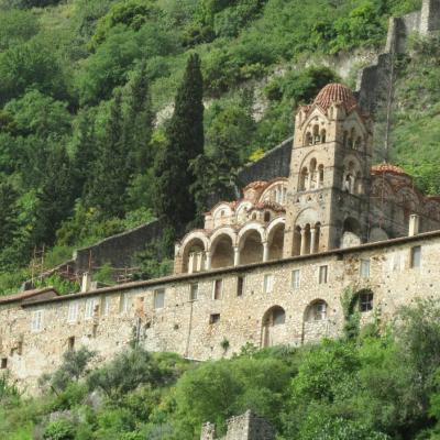 Un monaster
