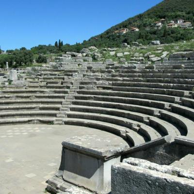 Un petit theatre pour concerts